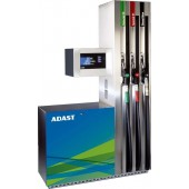 ADAST 4604.080 (4 вида топлива, 8 кранов, 40 л./мин.)