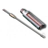 Зонд ER (Electrical Resistance)   с гильзой, предохраняющей электроды ; Зонд ER с электродами «заподлицо»