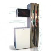 Ливенка-33420СМ (корпус из оцинкованной стали,  3 вида  топлива, 4 крана)