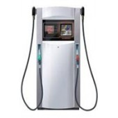 Ливенка-12200СМ (светодиодная индикация, корпус из обычной стали)(2 вида топлива, 2 крана)