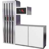 Ливенка-33600СМ (корпус из оц.стали,  3 вида  топлива, 6 кранов)
