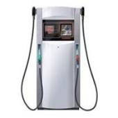 Ливенка-11101СМ (светодиодная индикация, корпус из обычной стали)(1 вид топлива, 1 кран)