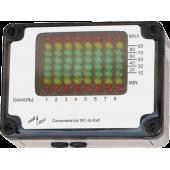 Сигнализаторы шкальные МС-Ш-8х8, МС-Ш-8х8-ВЗ (СИ СЕНС)